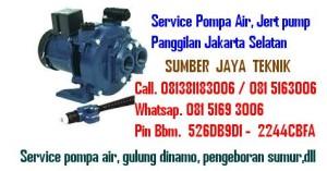 Pompa AIR Jakarta Selatan